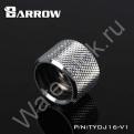 Фитинг соединитель для жесткой трубки Barrow TYDJ16-V1