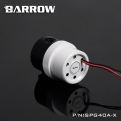 Помпа системы жидкостного охлаждения Barrow SPG40A-X слоновая кость