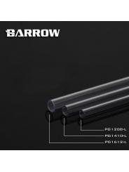 Твердая трубка Barrow PG1410-L PETG прозрачная
