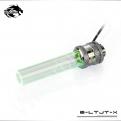 Фитинг для жесткой трубки Bykski B-LTJT-X 14mm RGB подсветка
