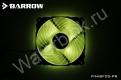 Вентилятор Barrow BF02-PR светодиодная подсветка RGB желтый