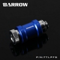 Кран запорный Barrow TTLPFG хром
