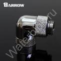 Фитинг угловой 90 градусов поворотный Barrow TWT90S-V2