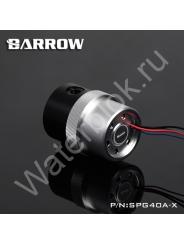 Помпа системы жидкостного охлаждения Barrow SPG40A-X серебро