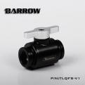 Кран запорный шаровый Barrow TLQFS-V1