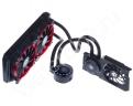 Необслуживаемая система водяного охлаждения видеокарты и прцессора ID-Сooling Hunter Duet