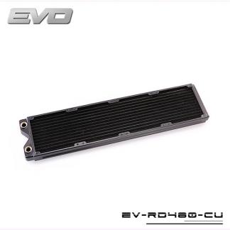 Радиатор системы водяного охлаждения Bykski EVO EV-RD480-CU