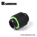 Фитинг поворотный Barrow TBX2D-02