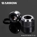 Фитинг для жесткой трубки Barrow TFYKN-T12 12мм