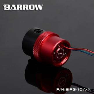 Помпа системы жидкостного охлаждения Barrow SPG40A-X красный