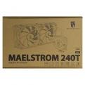 Необслуживаемая водяная система охлаждения для процессора DeepCool Maelstorm 240T
