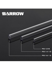 Твердая трубка Barrow PG12-8 PETG прозрачная