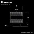 Фитинг удлинитель Barrow TNYZ-G15 v2