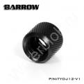 Фитинг соединитель для жесткой трубки Barrow TYDJ12-V1