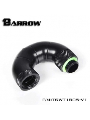 Фитинг угловой поворотный Barrow TSWT1805-V1