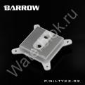 Водоблок процессора Barrow LTYK2-02 Socket Intel LGA-115X