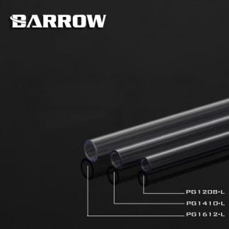 Твердая трубка Barrow PG1612-L PETG прозрачная