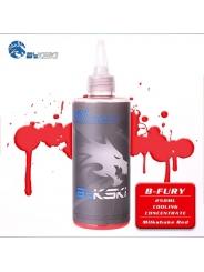 Концентрат охлаждающей жидкости Bykski B-Fury молочная красная