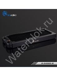 Радиатор системы водяного охлаждения Bykski B-RD240-TN