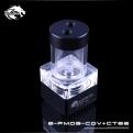 Помпа с резервуаром Bykski B-PMD3-COV+CT66 черная