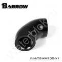 Фитинг угловой 90 градусов поворотный Barrow TSNW902-V1