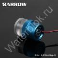 Помпа системы жидкостного охлаждения Barrow SPG40A-X голубой