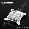 Водоблок процессора Barrow LTYK3-04 Socket Intel LGA-115X
