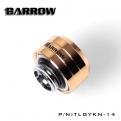 Фитинг для жесткой трубки Barrow TLGYKN-14 14мм