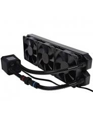 Необслуживаемая система водяного охлаждения Alphacool Eisbaer 360