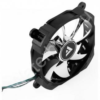 Вентилятор Barrow BF02-PR-D светодиодная подсветка черный