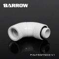 Фитинг угловой 90 градусов поворотный Barrow TSWT903-V1