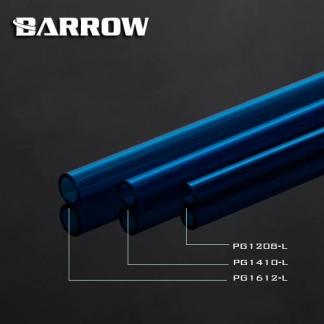 Твердая трубка Barrow PG1208-L PETG синяя